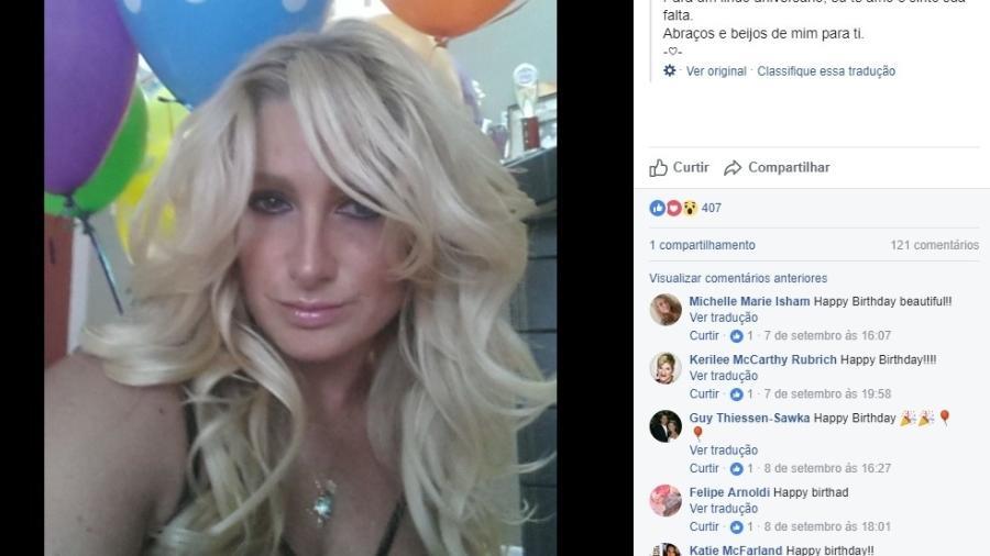 Tatiana Gutsu, ex-ginasta - Reprodução/Facebook