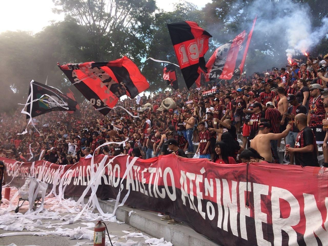 Atlético-PR torcida organizada