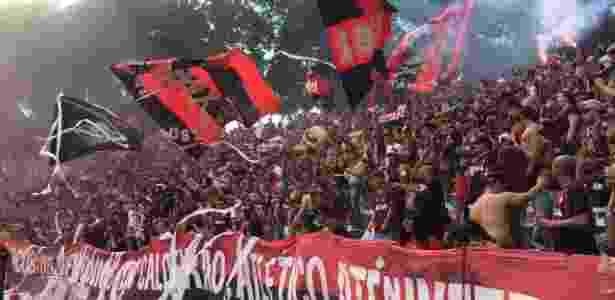 83c587aa7a Atlético-PR se reaproxima de Organizada em acordo feito no MP para a Final
