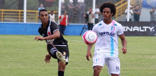 Vasco e Espírito Santo empataram em 1 a 1 pela Copa São Paulo de juniores