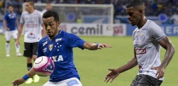 Com cinco gols, Rafinha é o artilheiro do Cruzeiro e estará em campo contra o Tupi