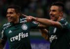 Palmeiras bate Atlético-PR por 2 a 0 e já ameaça líderes do Brasileirão - JALES VALQUER/FRAMEPHOTO/ESTADÃO CONTEÚDO