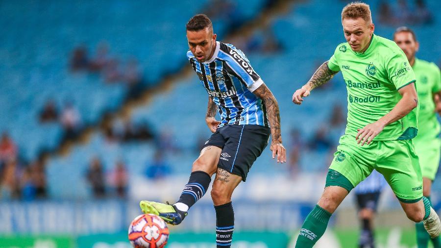 0f56ea0ff9c1e Grêmio: Luan acerta com empresário de Fábio Carille e Gabriel Jesus