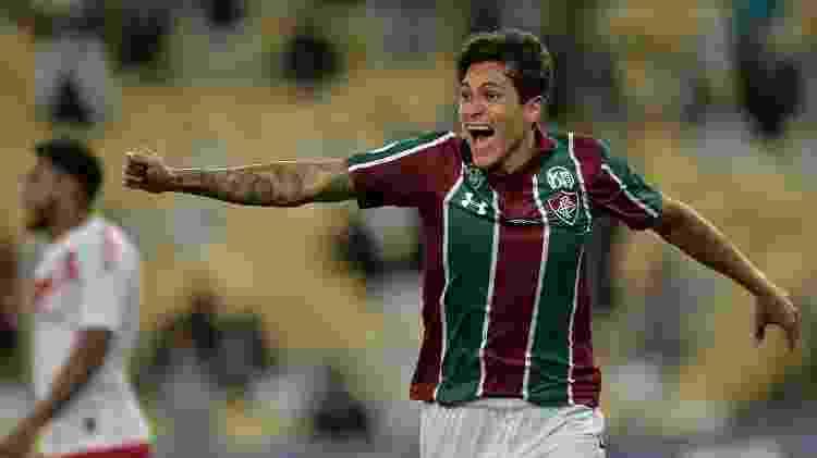Pedro teve boa passagem no Fluminense - Thiago Ribeiro/AGIF - Thiago Ribeiro/AGIF