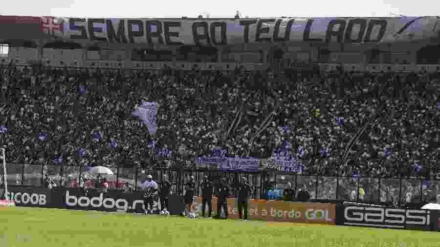 Estádio de São Januário é um fator de peso para o Vasco no Campeonato Brasileiro  - Rafael Ribeiro / Site oficial do Vasco