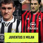 Futebol Muleke - Juventus x Milan 2 - Arte/UOL