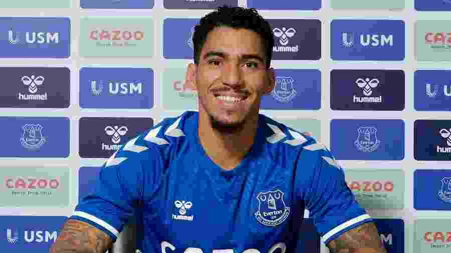 Agora no Everton, Allan é a maior venda de brasileiro já feita pelo Napoli - Divulgação