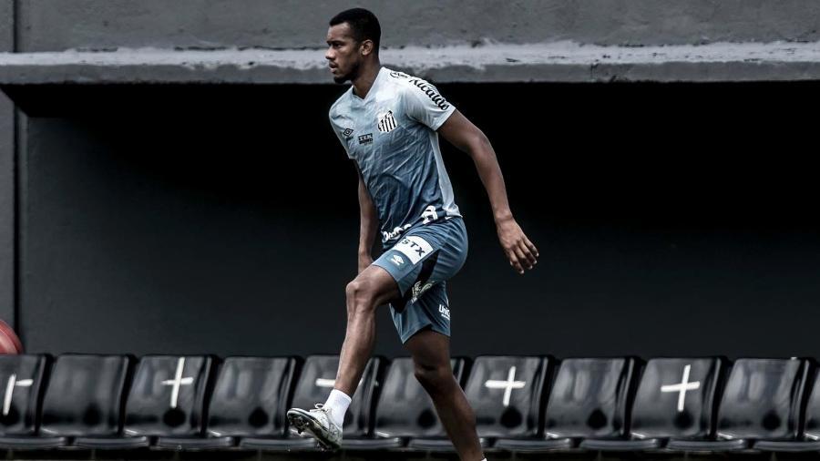 Copete não sabe qual será seu futuro no Santos - Ivan Storti/Santos FC