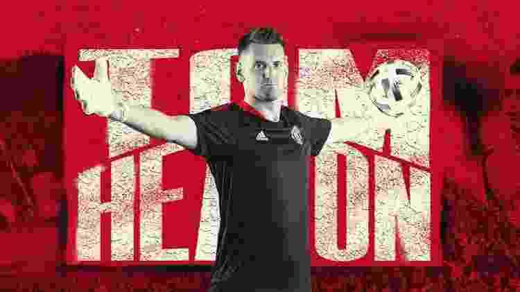 Tom Heaton (Manchester United) - Divulgação - Divulgação