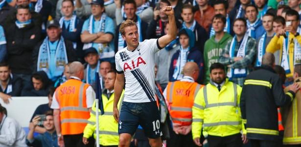 Harry Kane, do Tottenham, seria um dos principais alvos de Mourinho - Eddie Keogh/Reuters