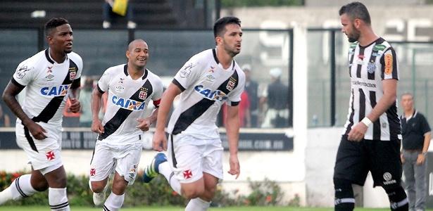 Vasco terá a zaga titular com Rodrigo e o campeão olímpico Luan contra o Tupi - Paulo Fernandes/Vasco.com.br