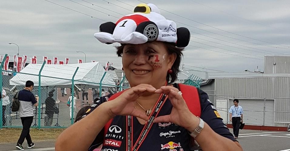 Chapéu com DRS e  roupa  de energético  por que o GP do Japão é diferente -  Esporte - BOL Notícias 873c1ed328c