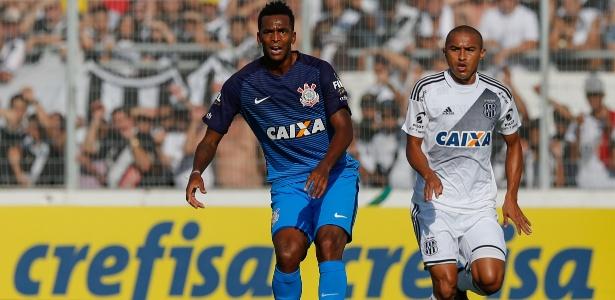 Corinthians e Ponte empataram por 1 a 1 na primeira fase do Paulista
