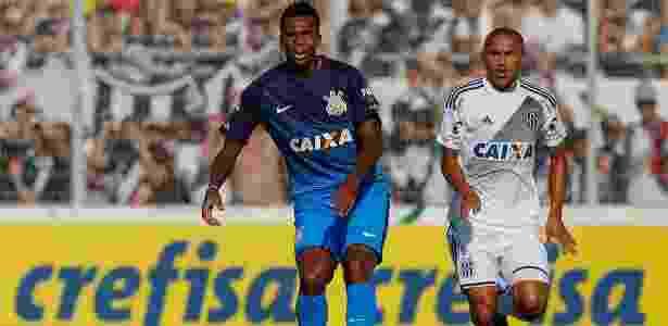 Corinthians e Ponte empataram por 1 a 1 na primeira fase do Paulista - Marcello Zambrana/AGIF