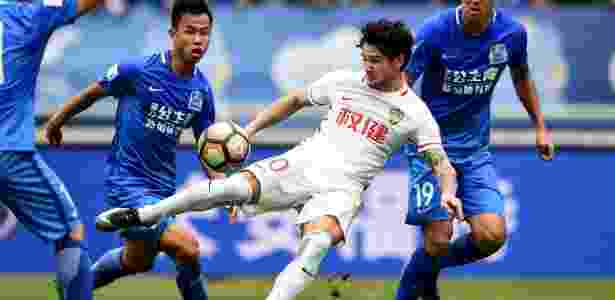 Pato quase atuou pelo Real Madrid -  AFP PHOTO / STR / CHINA OUT