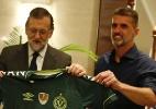 Palmeiras, Chape e chefe de governo da Espanha se encontram no Uruguai