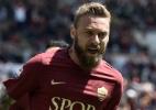 """Sucessor"" de Totti, De Rossi renova contrato até 2019 com a Roma - AFP PHOTO / TIZIANA FABI"