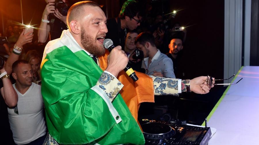 Conor McGregor ainda traz muito dinheiro ao UFC, reafirma Joe Rogan - Getty Images