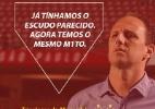 Ceni agradece Bosco, fala em surpresa por convite e associa Fortaleza ao SP - Reprodução/Facebook