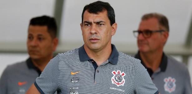 Carille tem se incomodado com os recentes resultados ruins do Corinthians - Daniel Vorley/AGIF