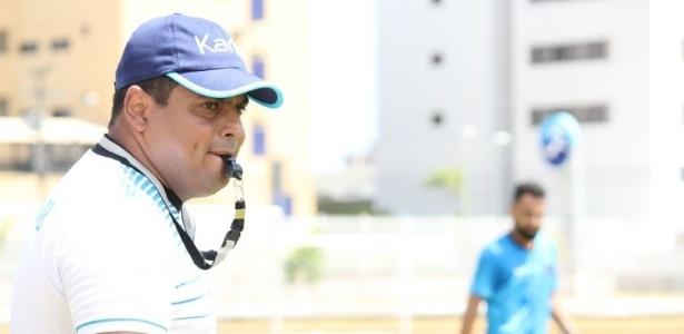 Técnico Leston Júnior já rodou Minas Gerais e hoje comanda o Botafogo da Paraíba - Divulgação/Botafogo-PB