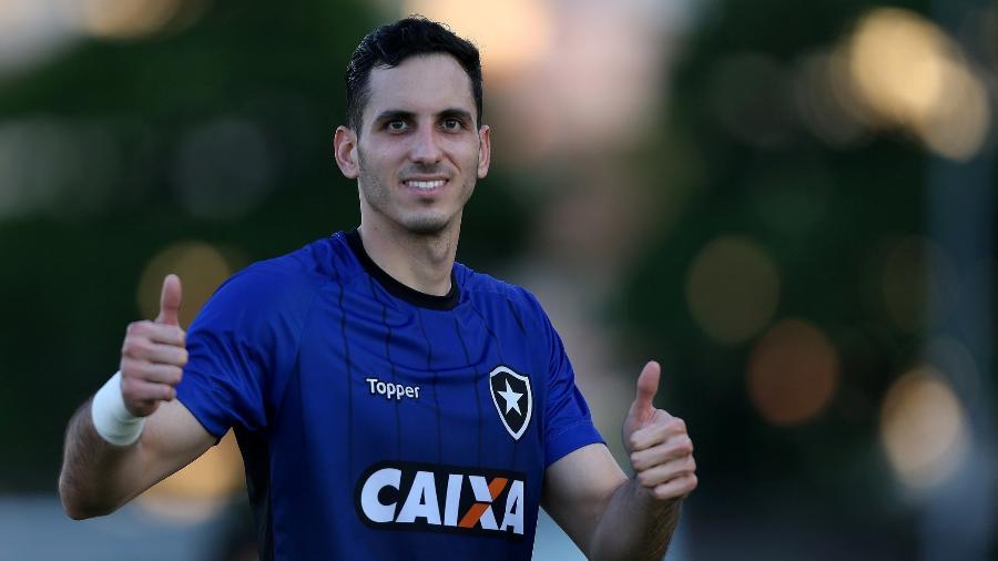 Gatito Fernández se destacou na Copa América e entrou na mira de clubes europeus - Vitor Silva/SSPress/Botafogo