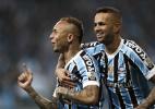 Grêmio ganha problema extra e Renato monta quebra-cabeça contra o River - Itamar AGUIAR / AFP