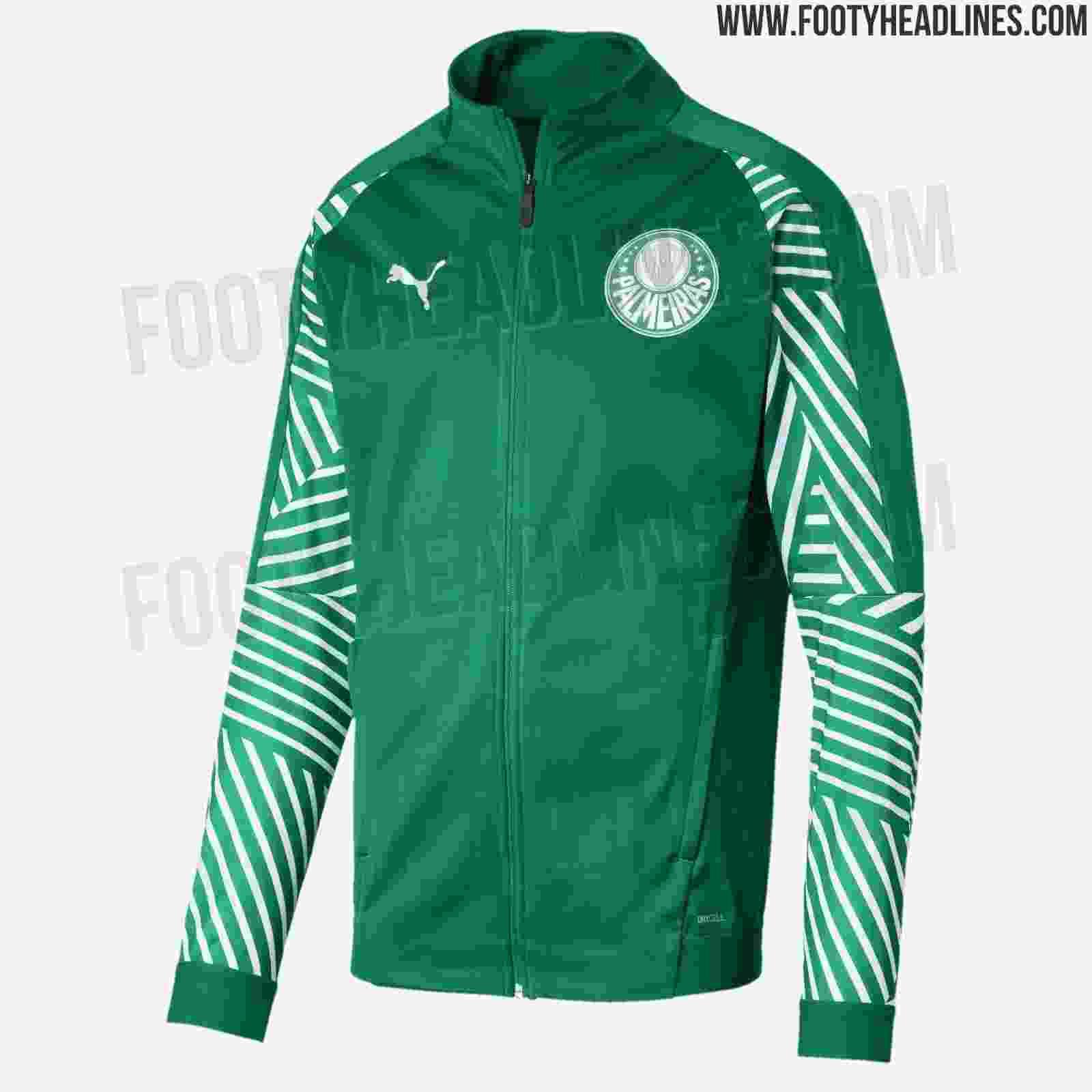 97930ab0d0 Fotos  Site vaza suposta linha de uniformes da Puma para o Palmeiras ...