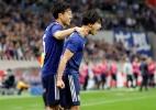 Japão surpreende e derrota Uruguai em amistoso de sete gols - Toru Hanai/Reuters