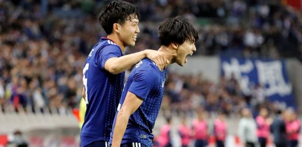 Japão chegou a abrir 4 a 2 no placar e triunfou pelo terceiro jogo consecutivo - Toru Hanai/Reuters