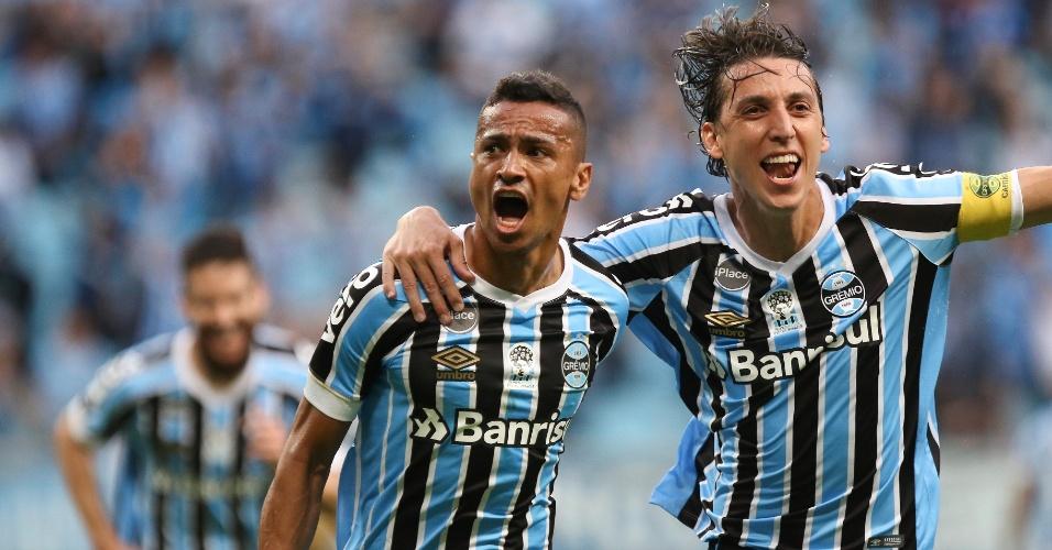 Cícero Geromel Grêmio Chapecoense Campeonato Brasileiro