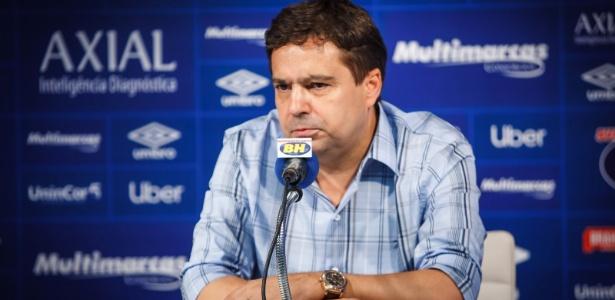 Itair Machado teve relações próximas ao clube carioca na época de Ipatinga