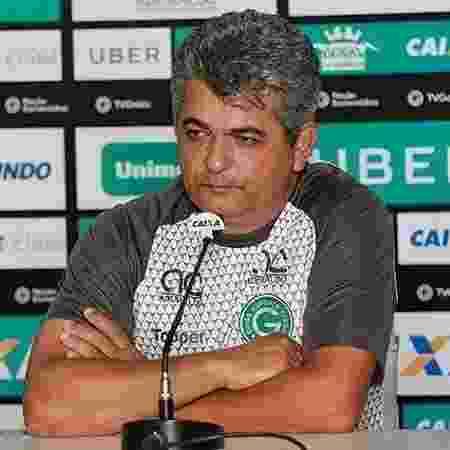 Técnico Ney Franco durante passagem pelo Goiás - Reprodução/Instagram