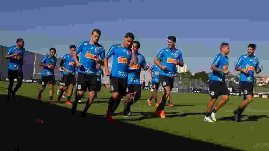 Após dez dias de folga, elenco se prepara para três amistosos nesta parada da Copa América - Daniel Augusto Jr. / Ag. Corinthians