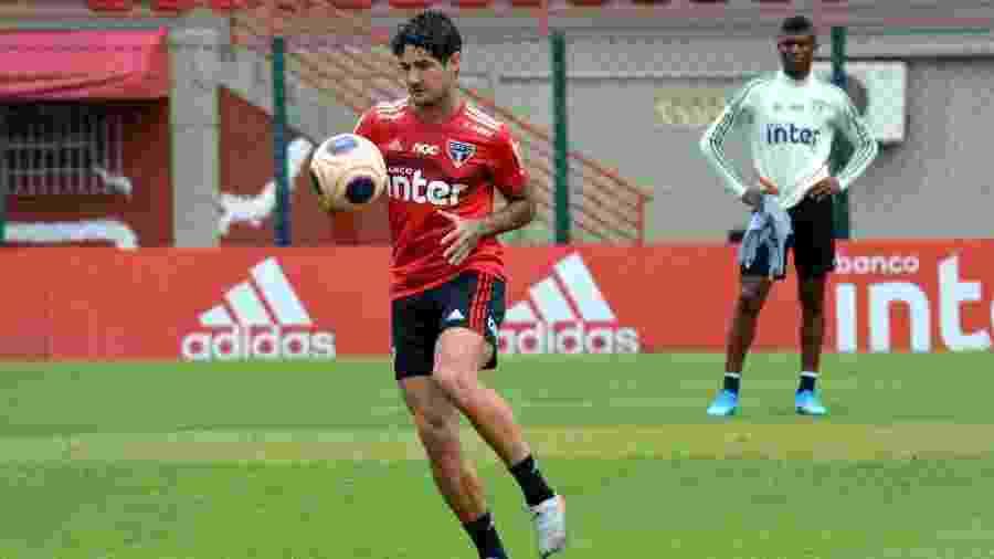 Alexandre Pato, atacante do São Paulo, completou 30 anos em setembro do ano passado - Érico Leonan/saopaulofc.net