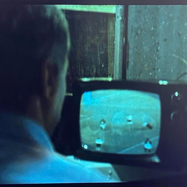 Cena de Flamengo x Corinthians no filme do caso Von Richthofen