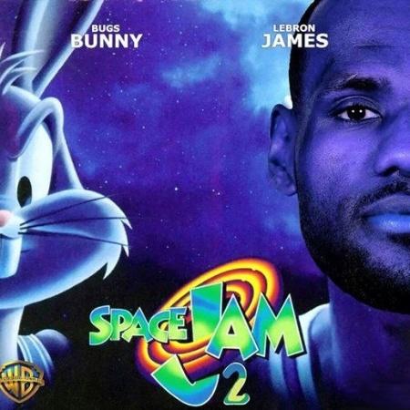 LeBron James pode estrelar continuação do filme Space Jam - Reprodução