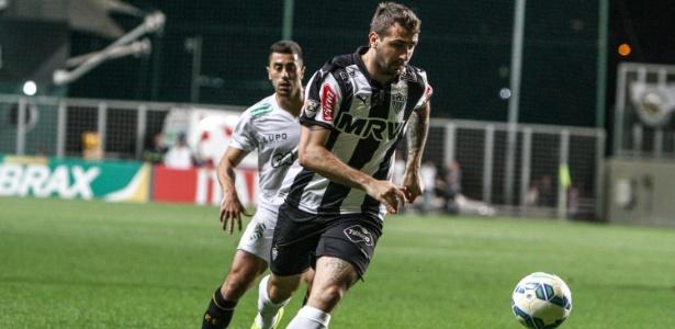 Lucas Pratto tem permanência garantida no Atlético-MG para a disputa da Copa Libertadores