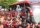 Twitter do Flamengo