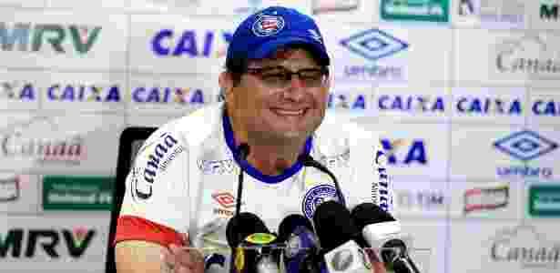 Guto teve 63% de aproveitamento em sua primeira passagem pelo Bahia - Felipe Oliveira / EC Bahia