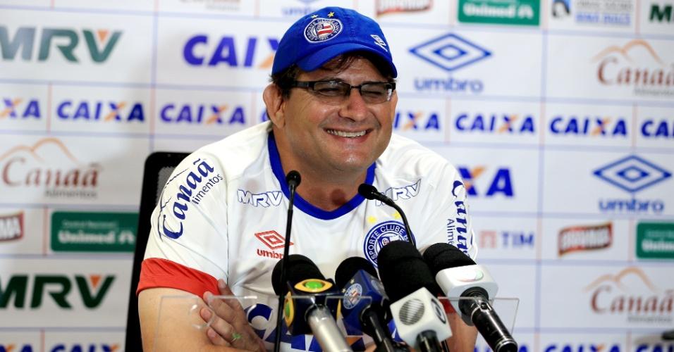 Guto Ferreira, técnico do Bahia