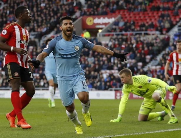 Agüero pode deixar o Manchester City
