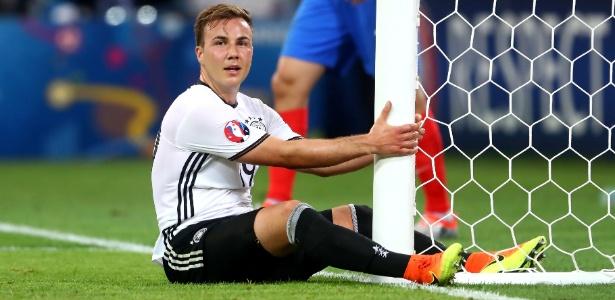 5d7f3a687a088 Autor do gol do título da Alemanha em 2014 volta a jogar após doença rara