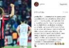 Meia do Atlético-PR pede desculpa por expulsão e Autuori isenta arbitragem