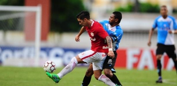 Inter perdeu a primeira na Série B após atuação fraca diante do Paysandu - Ricardo Duarte/Internacional