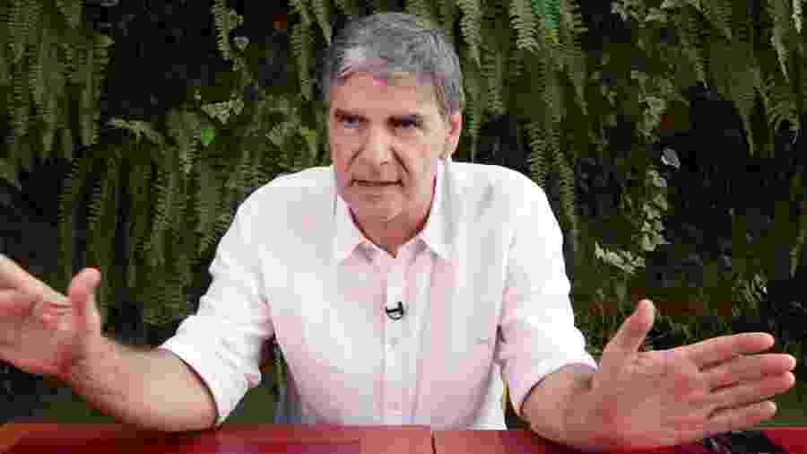 João Carlos Albuquerque estreia programa no UOL ao lado de Rodrigo Viana - UOL