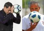 Daniel Augusto Jr/Ag. Corinthians e Juca Varella/Folhapress