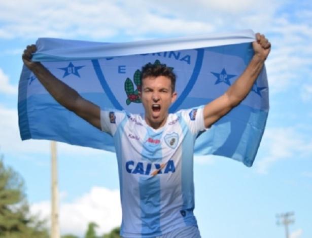 Dagoberto foi campeão brasileiro por Atlético-PR, São Paulo e Cruzeiro