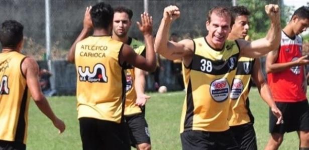 Divulgação/Atlético Carioca