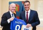 Fernando CALVO / LA MONCLOA / AFP